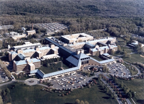 Bell Laboratories, New Jersey