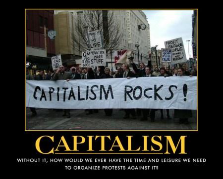 Capitalism - Protest