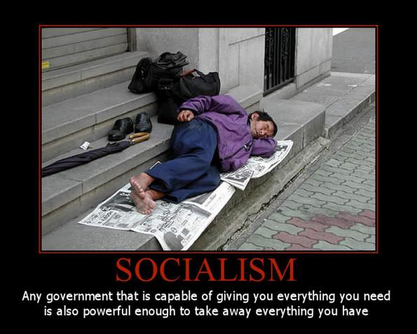Capitalism - socialism
