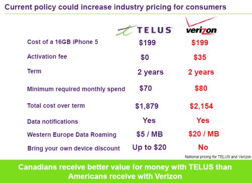Wireless  - T vs VZ