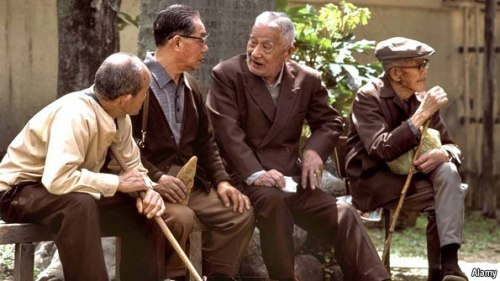 japans-ageing-population